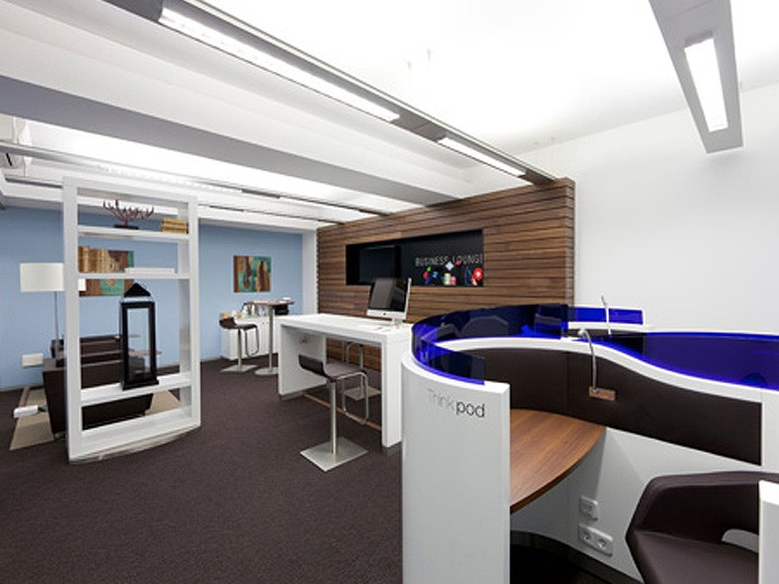 Aqelectric servicios de electricidad instalaciones for La caixa oficinas zaragoza